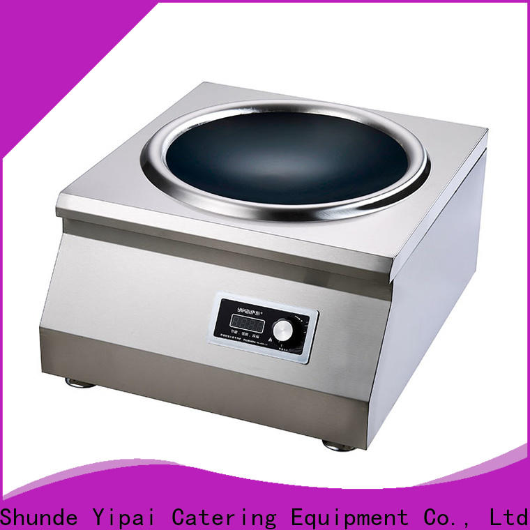 commercial induction cooking plate manufacturer for kitchen