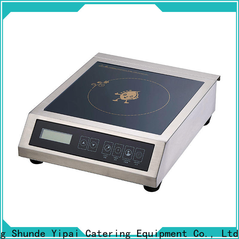 Earlston single induction stove from China for kitchen