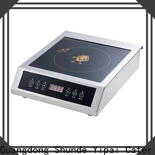 Earlston commercial single induction cooktop manufacturer for restaurant