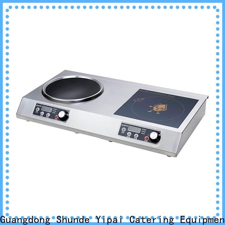 Earlston commercial induction cooktop manufacturer for kitchen