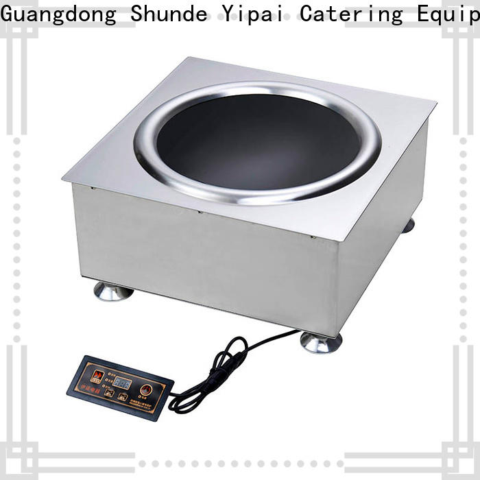 220v commercial induction cooktop customized for household