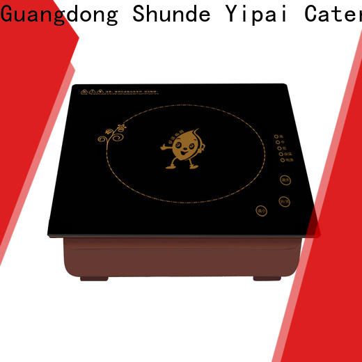 commercial precision induction cooktop series for household