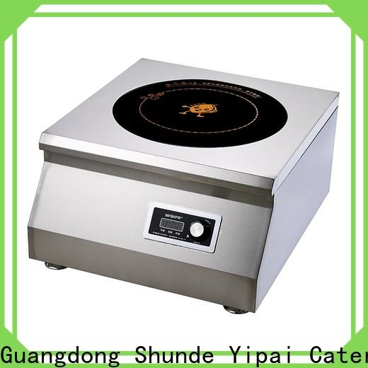 Earlston 220v small induction cooker from China for restaurant