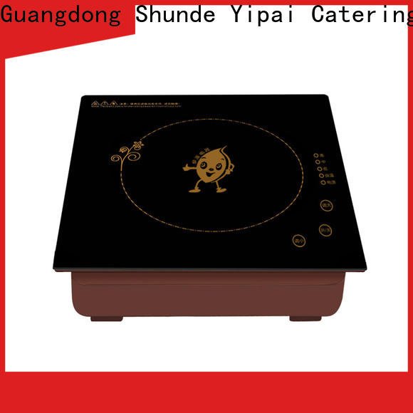 Earlston 220v precision induction cooktop directly sale for restaurant