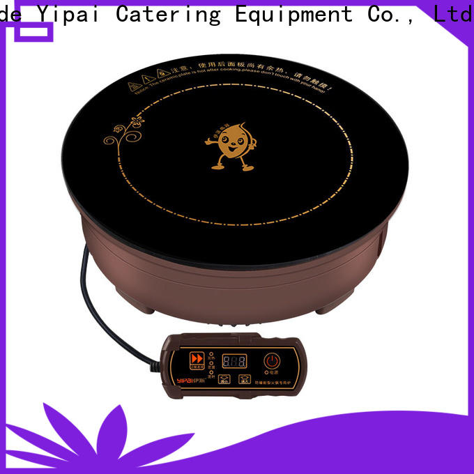durable small induction stove supplier for restaurant