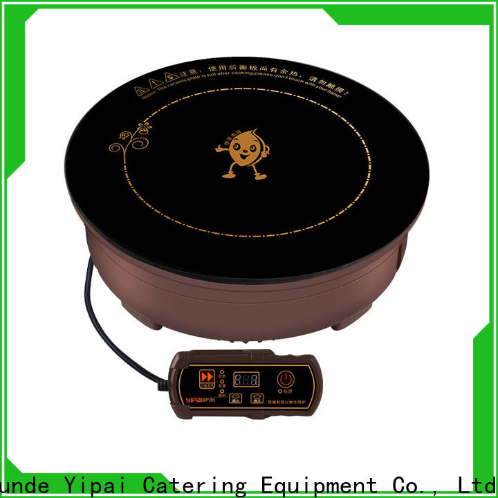 quality single induction stove customized for household