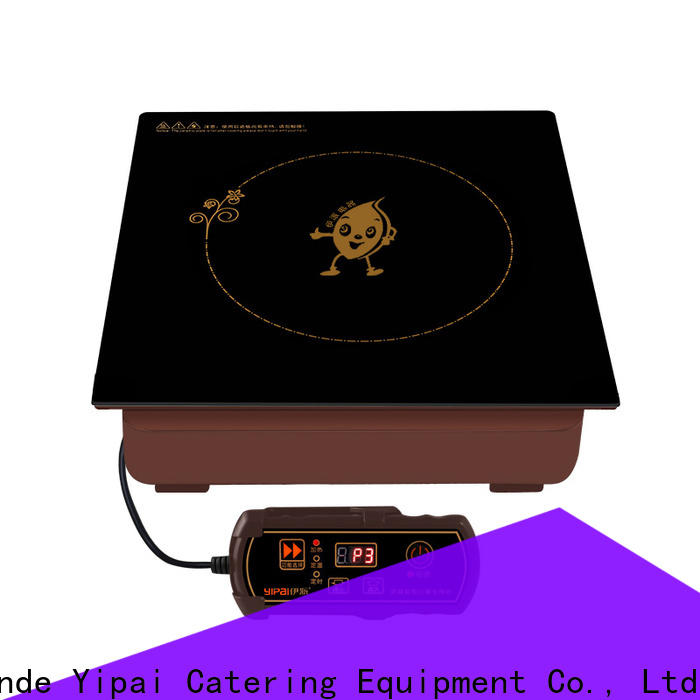 durable induction burner series for home