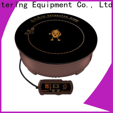 hot selling precision induction cooktop directly sale for restaurant