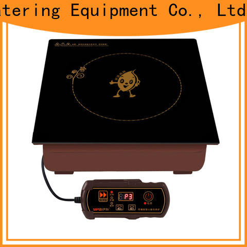 Earlston countertop induction cooktop manufacturer for kitchen