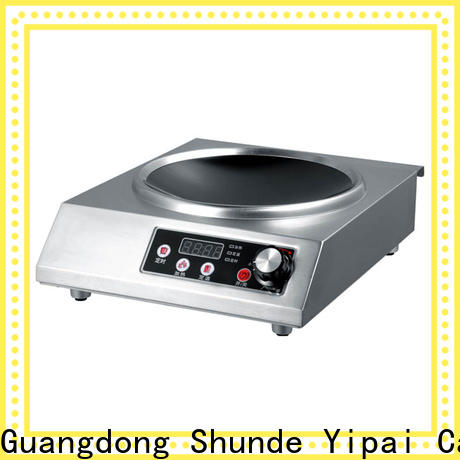 Earlston top quality electric induction cooker supplier for kitchen