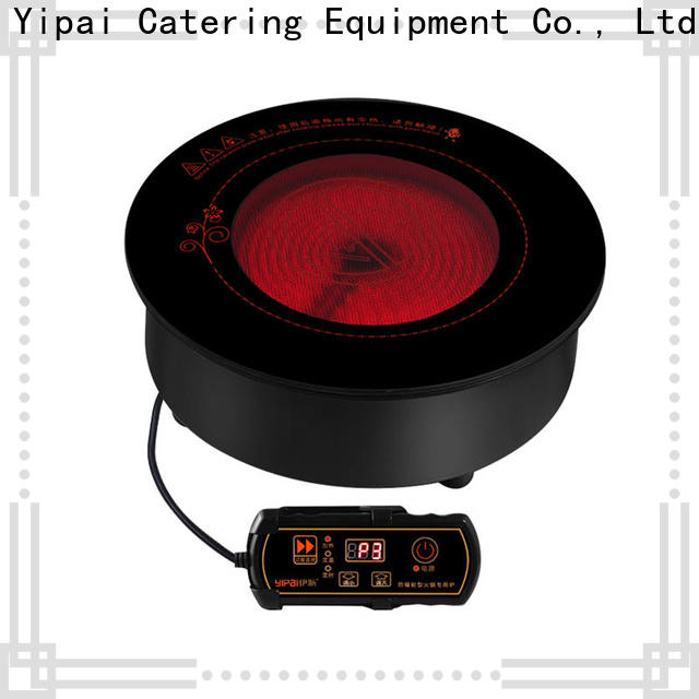 Earlston recyclable infrared stove top design for restaurant
