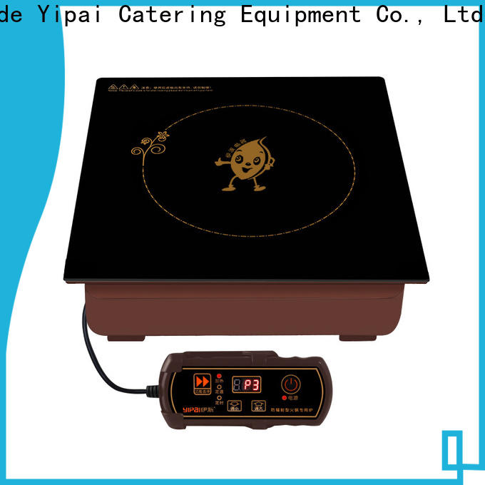 industrial drop-in induction cooker customized for household