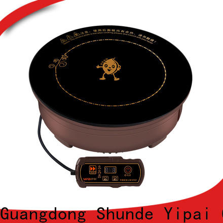 Earlston top quality commercial induction cooktop customized for restaurant