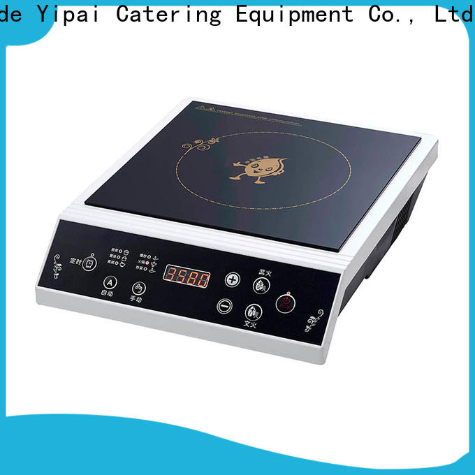 Earlston countertop induction cooktop supplier for restaurant