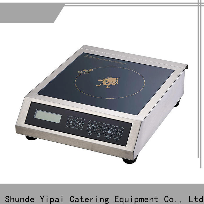 Earlston precision induction cooktop directly sale for restaurant
