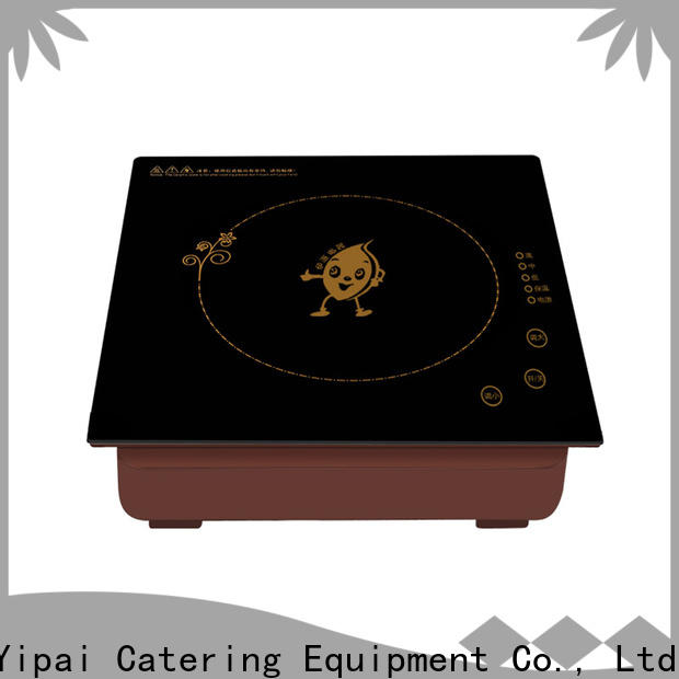 Earlston 3500w induction cooking plate manufacturer for restaurant