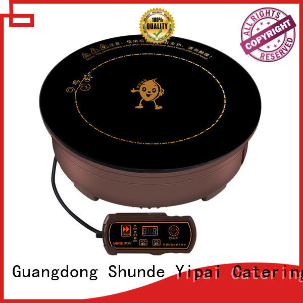 quality single burner induction cooktop series for kitchen
