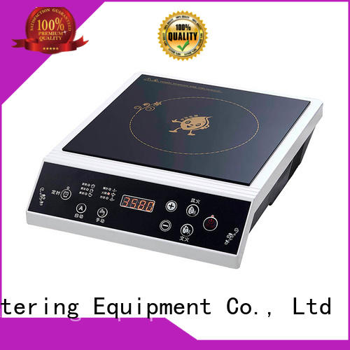 Earlston quality induction cooker online concave for restaurant