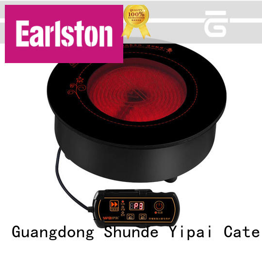 infrared induction cooker 800w for hotel Earlston