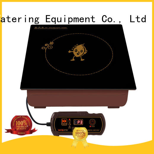 cost-effective buy induction cooktop series for restaurant
