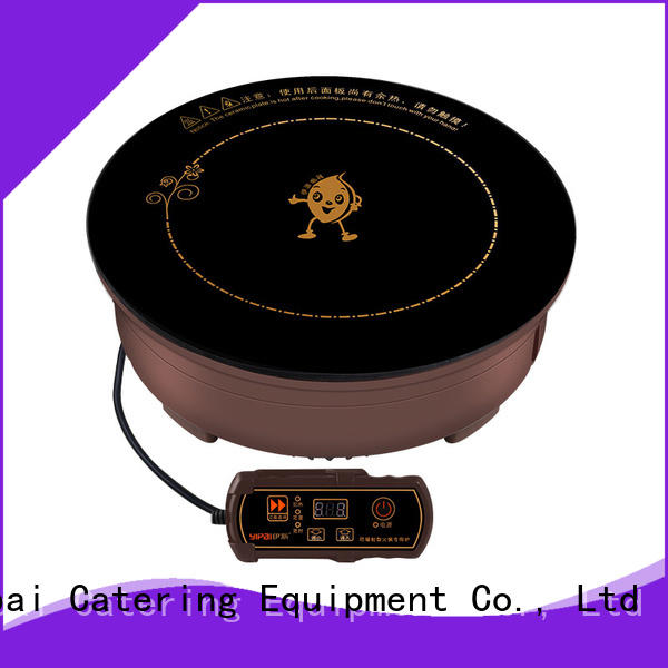 commercial electric induction customized for kitchen
