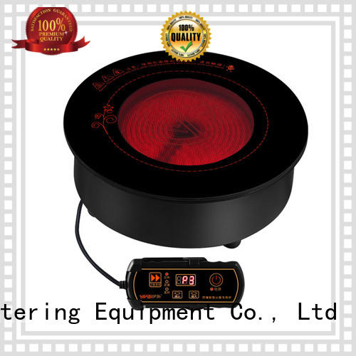 Earlston hob infrared ceramic cooker with good price for hotel