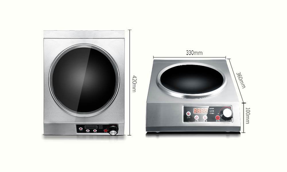 Earlston induction cooking plate directly sale for restaurant