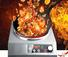 Earlston commercial electric induction cooker design for kitchen