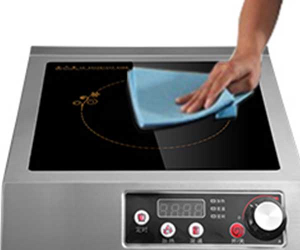 Earlston 220v small induction cooktop customized for kitchen-7
