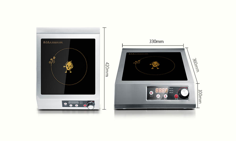 Earlston induction cooking plate customized for kitchen-1