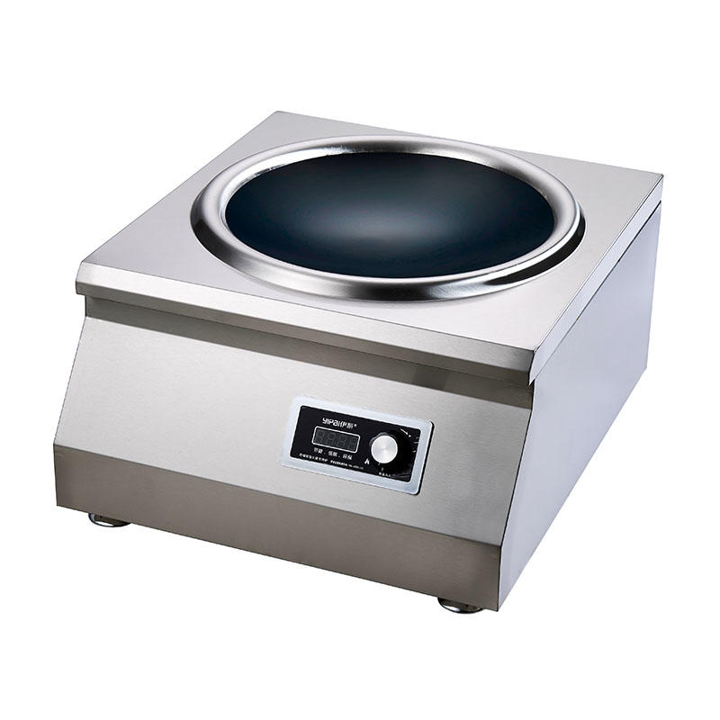 Concave Kitchen Induction Stove 380V YP-380F  8000W