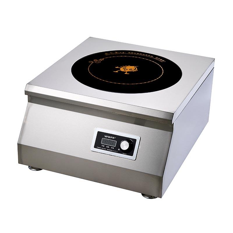 High Power Kitchen Induction Stove 380V YP-380G  8000W