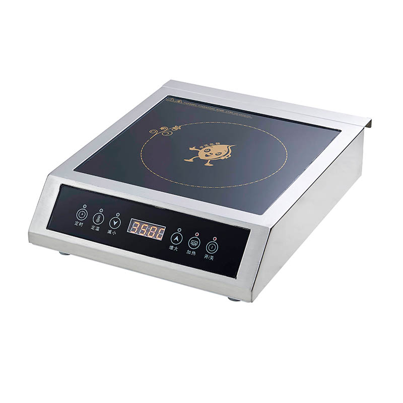 industrial precision induction cooktop series for restaurant-5