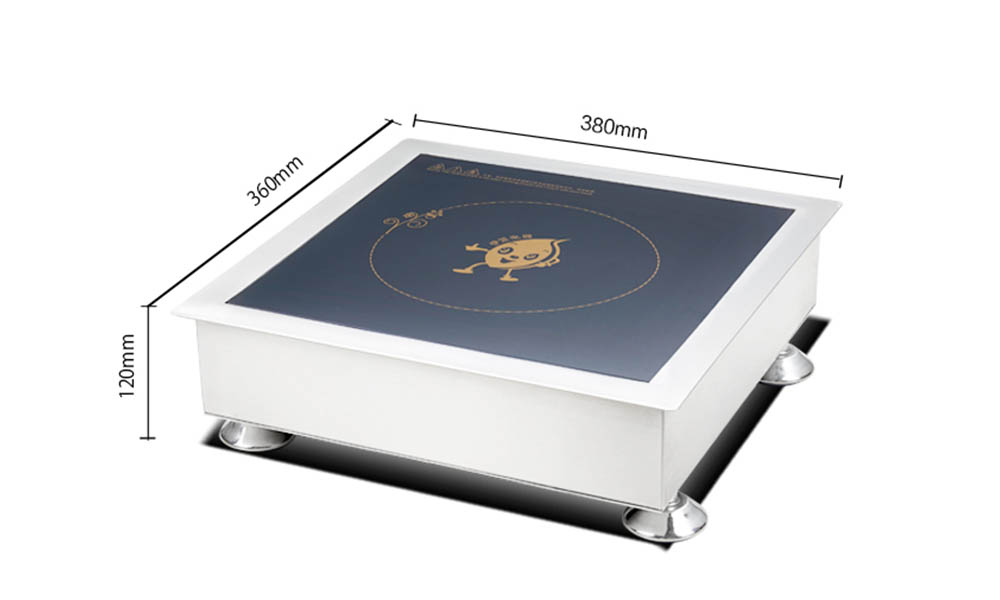 Earlston top quality electric induction cooker customized for restaurant-1