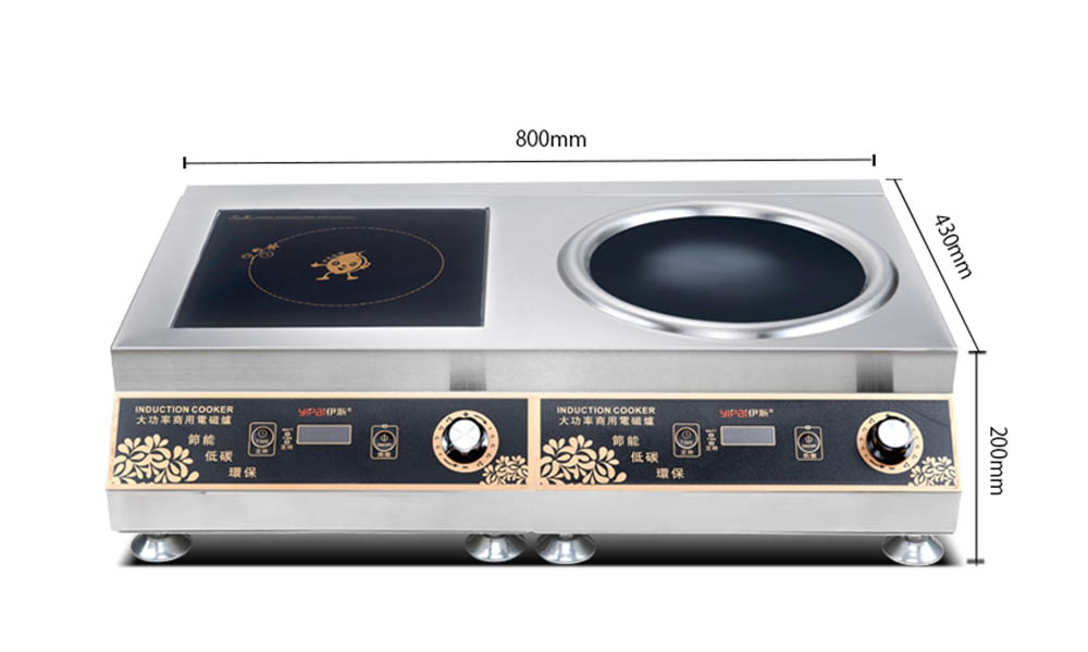 commercial buy induction stove manufacturer for restaurant-1