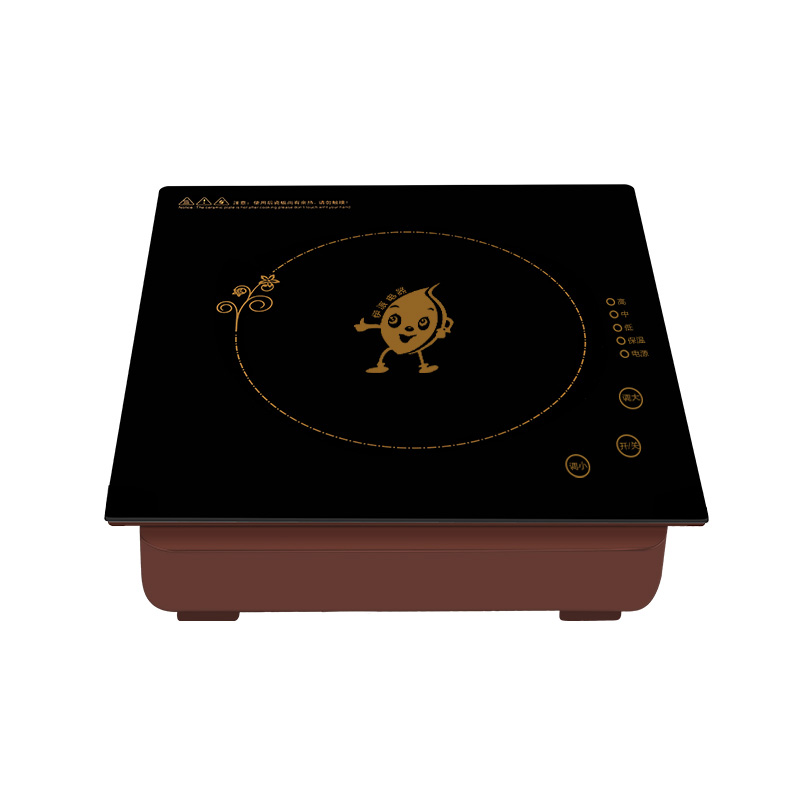 Earlston 220v commercial induction cooktop directly sale for restaurant-5