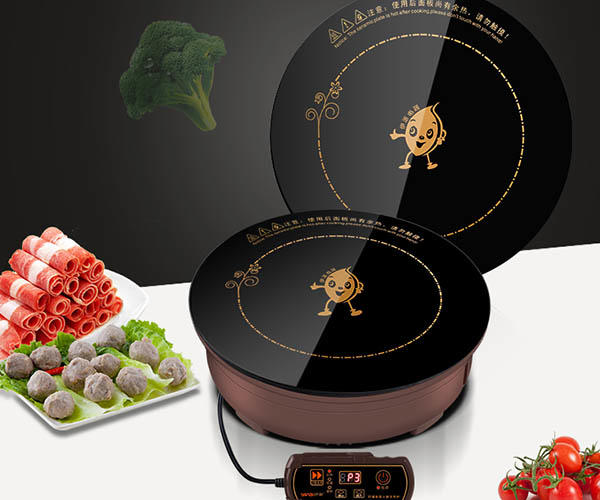 reliable precision induction cooktop from China for kitchen