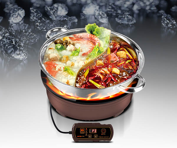 reliable precision induction cooktop from China for kitchen-3