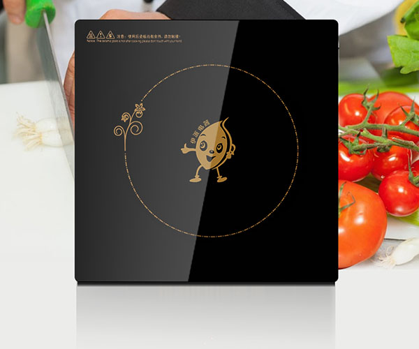 industrial drop-in induction cooker customized for household-3