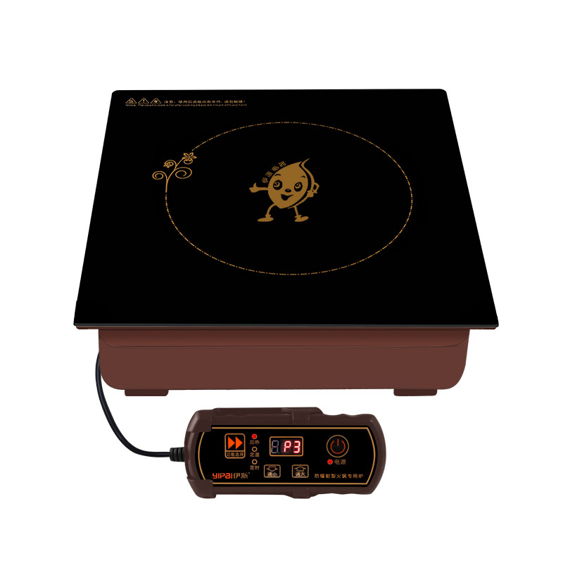 Earlston quality single induction cooktop from China for restaurant-5