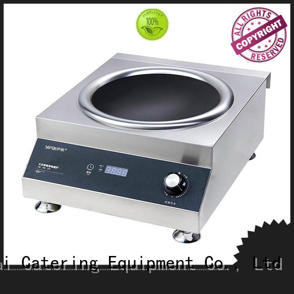 quality small induction stove from China for restaurant