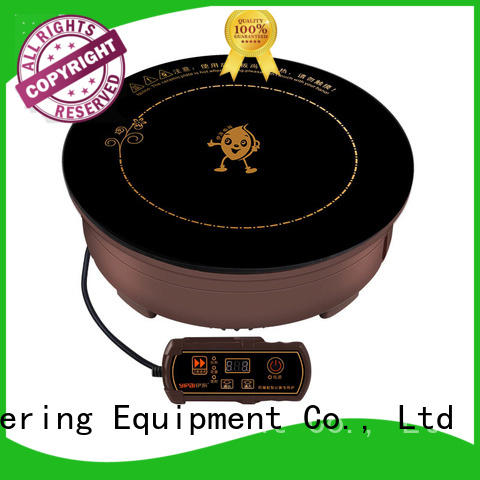 Earlston induction cooking plate customized for restaurant