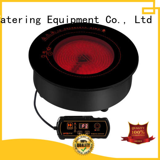 Earlston 800w induction infrared cooker inquire now for hotel