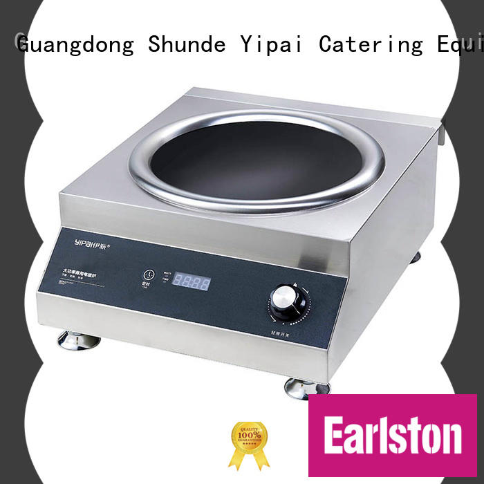 Earlston small induction cooker from China for kitchen