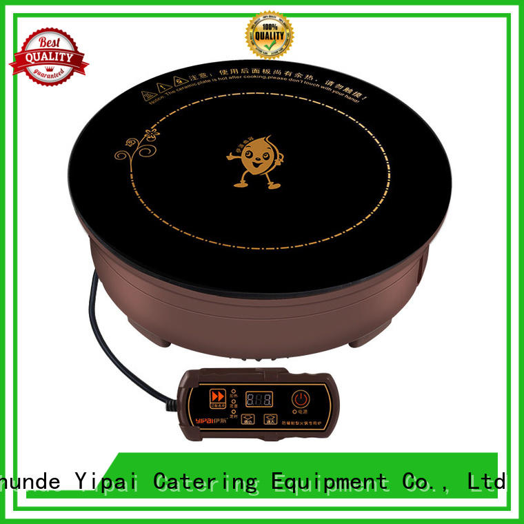 quality commercial induction cooktop series for household