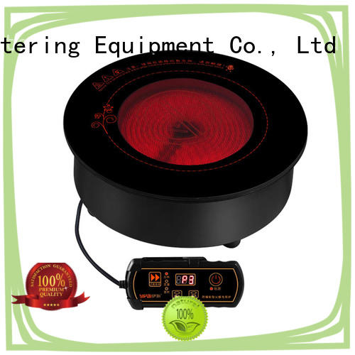infrared ceramic cooker with good price for hotel Earlston