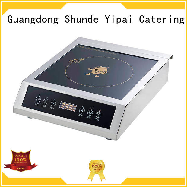 Earlston countertop induction cooktop directly sale for restaurant