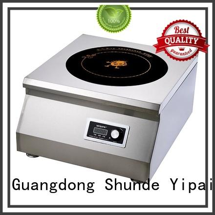 Earlston 5000w induction cooking plate from China for restaurant