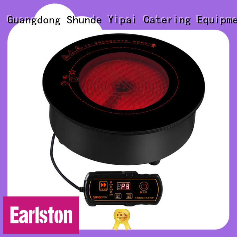 d288b infrared cooktop d330b for kitchen Earlston