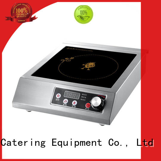 3500w drop-in induction cooker series for kitchen